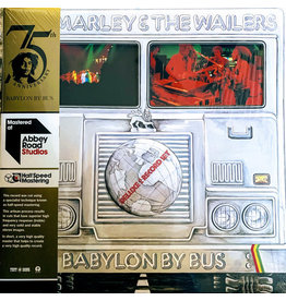 Bob Marley & The Wailers – Babylon By Bus, 2020 Reissue, Compilation,, Special Edition, Half Speed Mastering