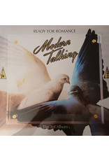 Modern Talking ‎– Ready For Romance - The 3rd Album, 2020 Reissue, Numbered, 180g Transparent Red