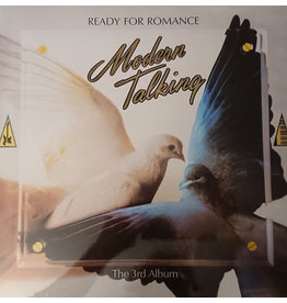 Modern Talking – Ready For Romance - The 3rd Album, 2020 Reissue, Numbered, 180g Transparent Red