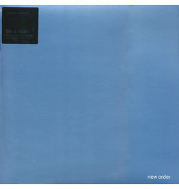 "New Order ‎– Be A Rebel 12"", Limited Edition, Grey [Dove]"
