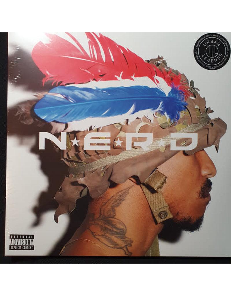 N*E*R*D – Nothing 2LP , 2020 Reissue, 180gram