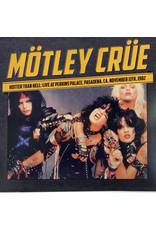 Mötley Crüe – Hotter Than Hell: Live At Perkins Palace, Pasadena, Ca. November 11th, 1982, Limited 500, Clear vinyl