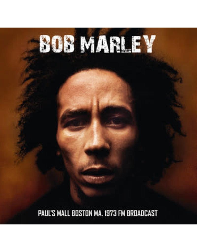 Bob Marley & The Wailers – Paul's Mall Boston Ma. 1973 FM Broadcast