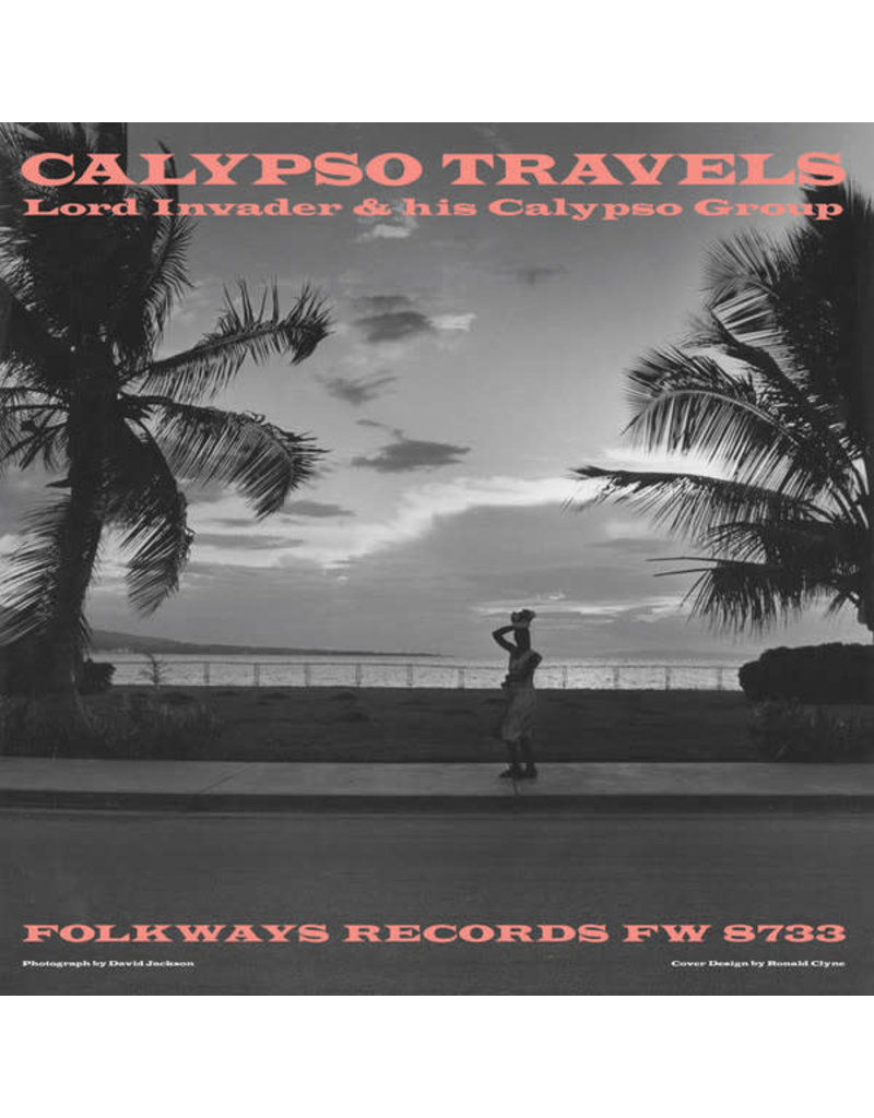 Lord Invader & His Calypso Group – Calypso Travels