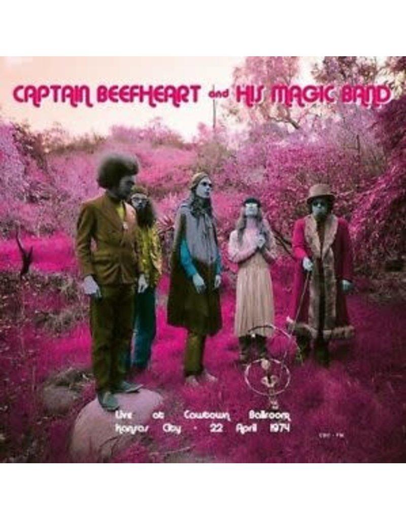 Captain Beefheart - Live at Cawtown Ballroom Kansas LP 2020