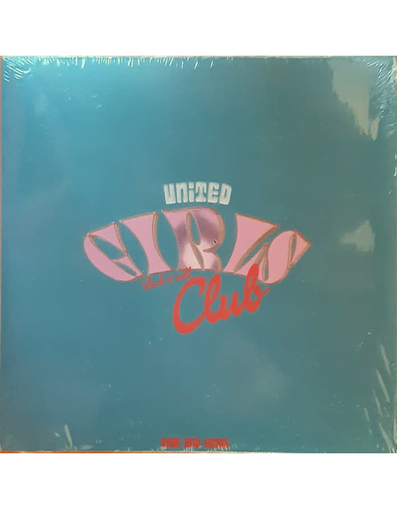 "CHAI/  Hinds ‎– United Girls Rock 'N' Roll Club 7"" , 2020 Translucent Violet"