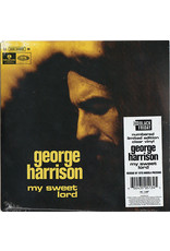 """George Harrison – My Sweet Lord 7"""", Limited Edition, Numbered, RSDBF2020 Reissue, Clear"""