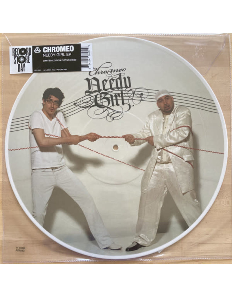 Chromeo - Needy Girl LP (Picture Disc) [RSD2020], Limited 900, 140g