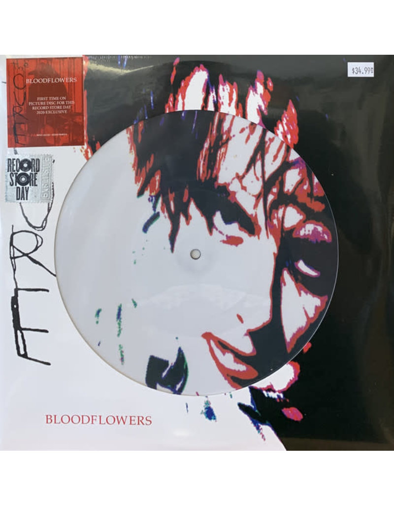 The Cure - Bloodflowers (Picture Disc) 2LP [RSD2020 Reissue], Limited 7500