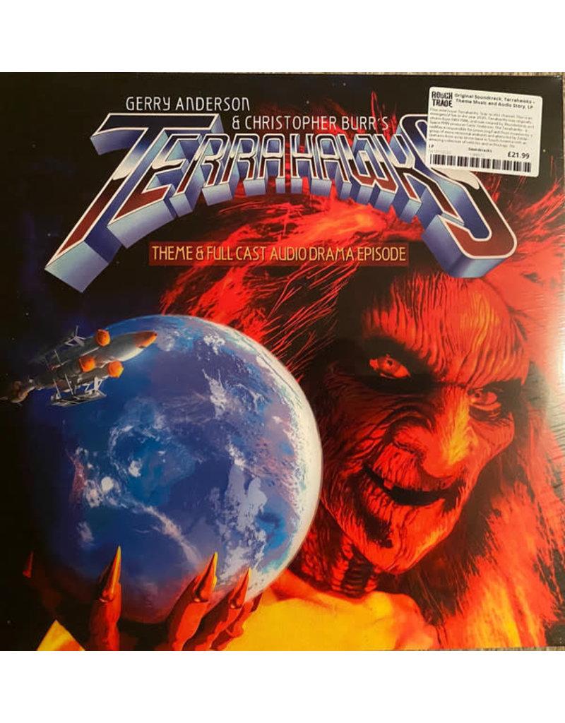 Richard Harvey - Terrahawks: Theme Music & Audio Story [RSD2020], Limited 1000, Orange Vinyl