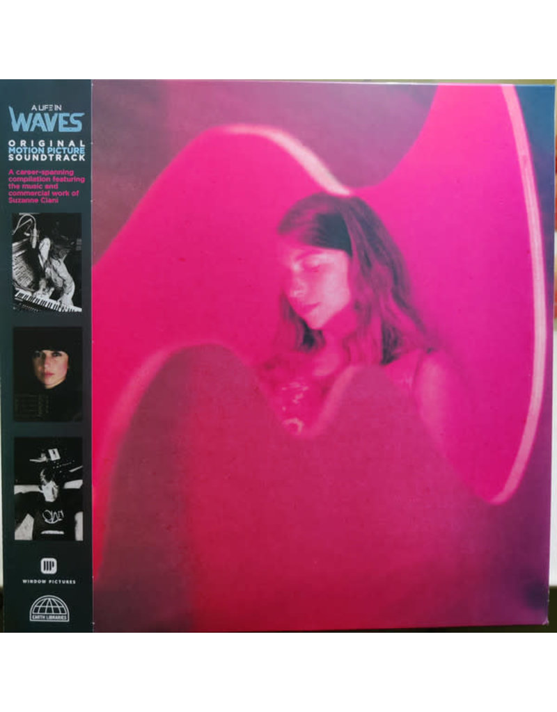 Suzanne Ciani - A Life In Waves O.S.T. (Clear Vinyl) LP [RSD2020]