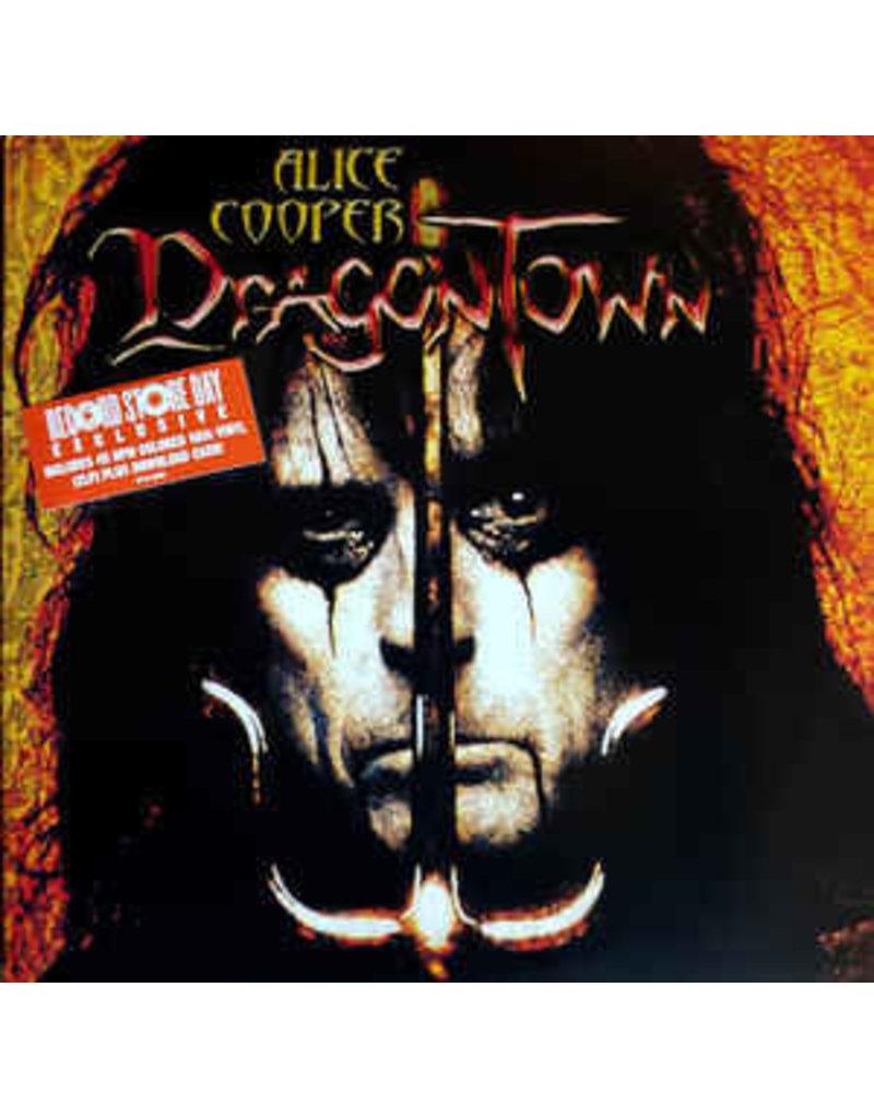 ALICE COOPER - DRAGONTOWN 2LP (COLOURED) [RSDBF2019]
