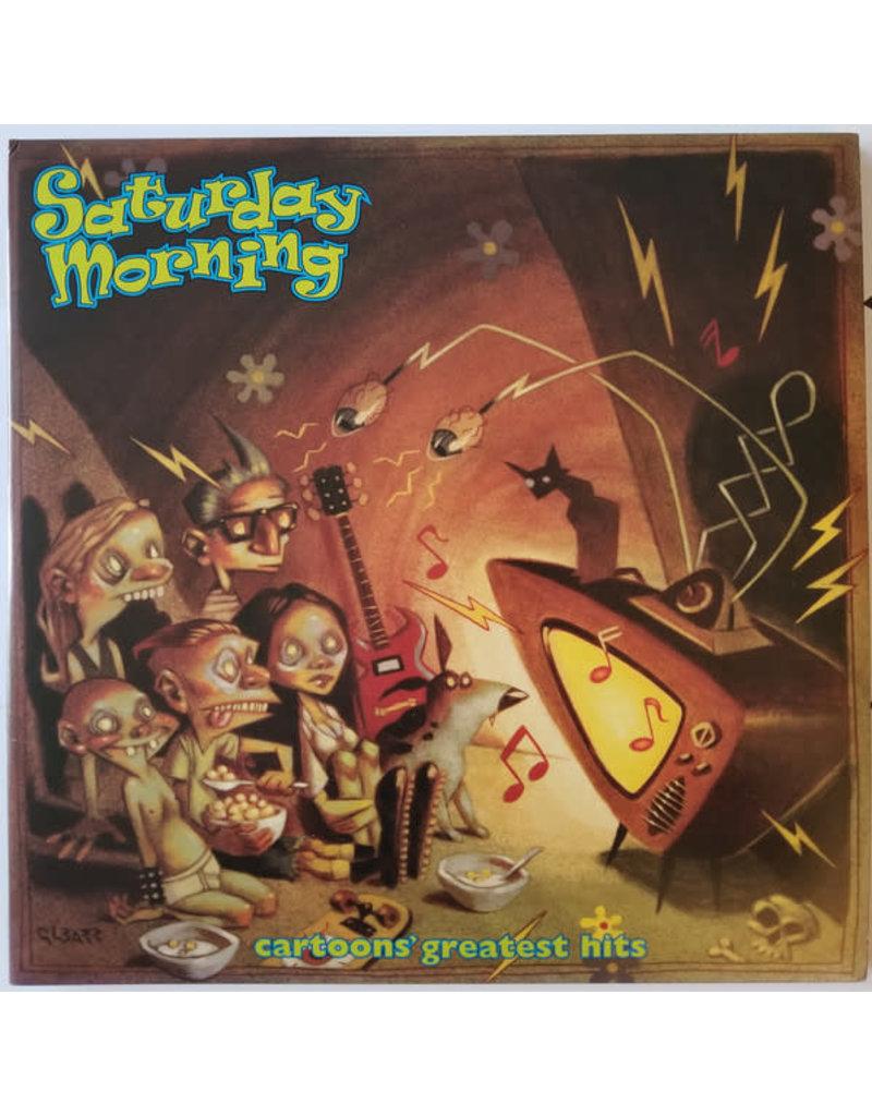 V/A - Saturday Morning Cartoons' Greatest Hits 2LP color (RSDBF2019)
