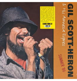 Gil Scott-Heron - Summer '86 LP [RSD2020]