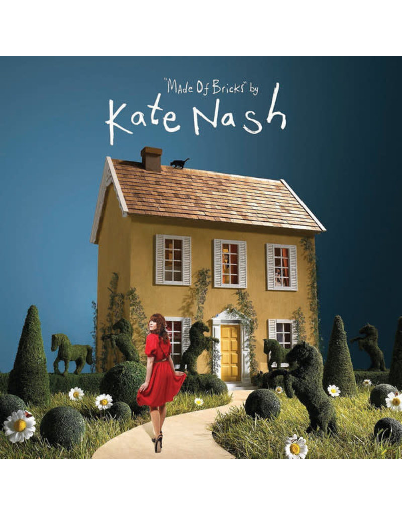 RK/IN KATE NASH - MADE OF BRICKS