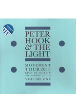 RK Peter Hook & The Light* ‎– Movement Tour 2013 Live In Dublin The Academy 22/11/13 Volume One , RSD2017 Limited Edition, Blue