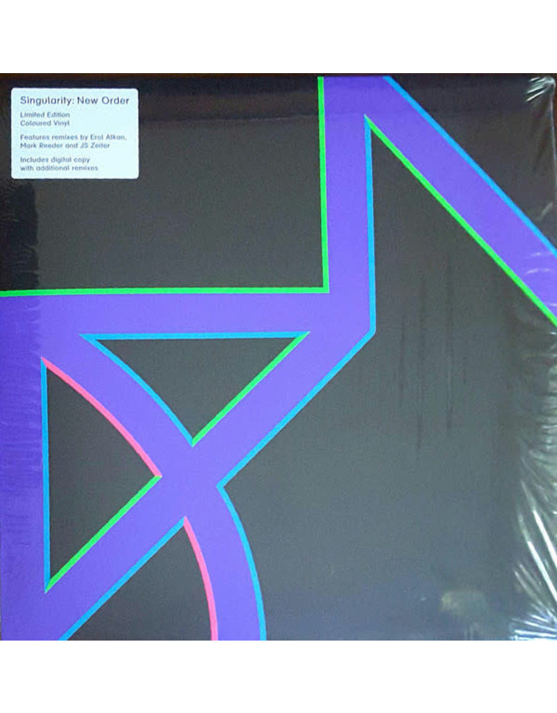 RK NEW ORDER - SINGULARITY 12""