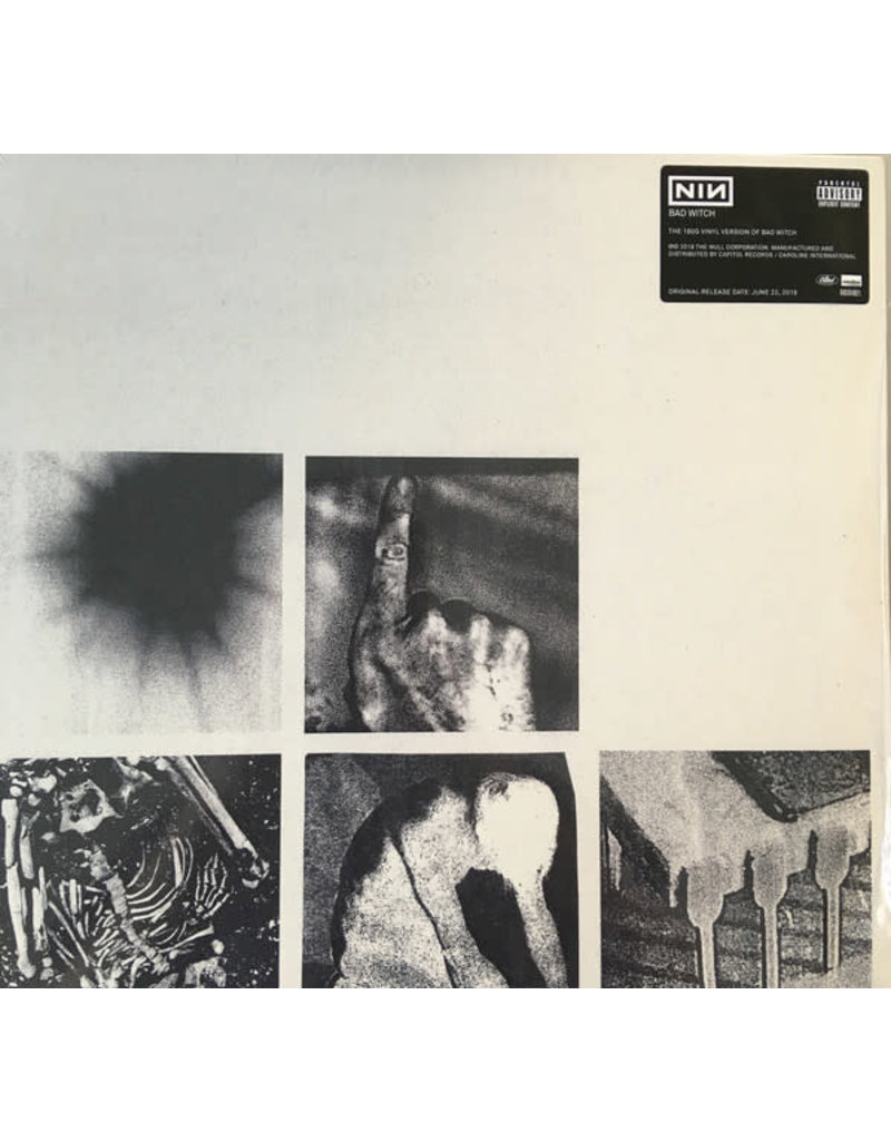 RK Nine Inch Nails – Bad Witch  EP (2018)