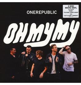 PO OneRepublic – Oh My My 2LP, White (2016)