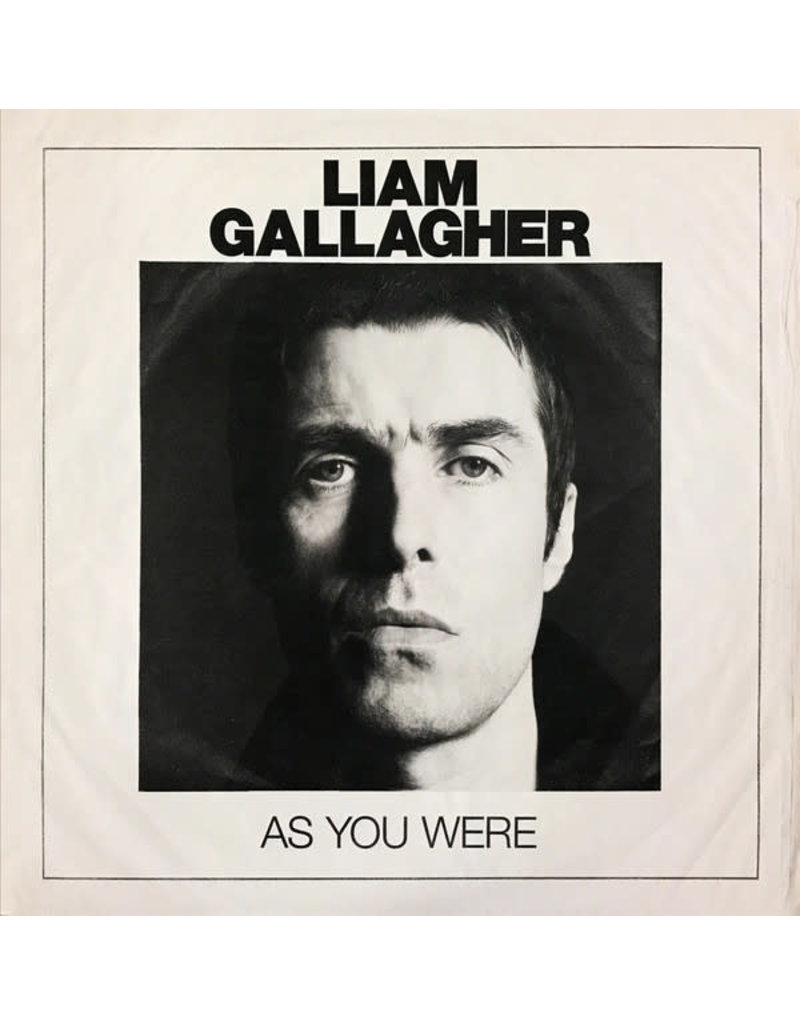 RK Liam Gallagher ‎– As You Were  (180G) (2017)