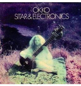 RK Okko – Sitar & Electronics LP