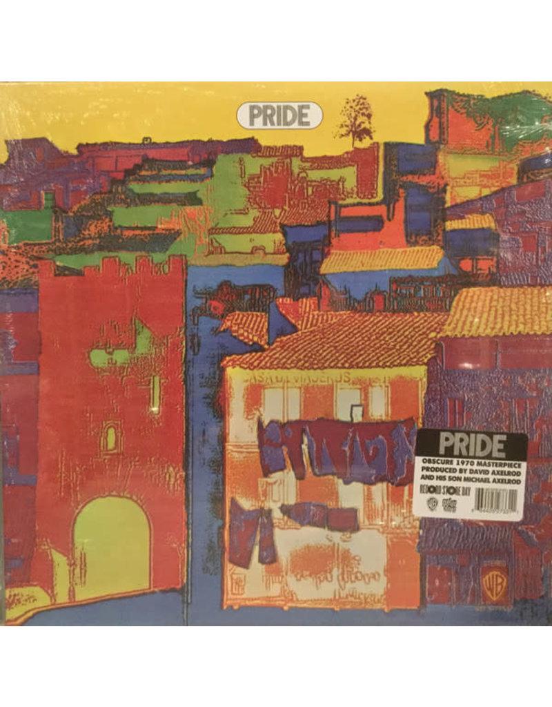 FS PRIDE - PRIDE [RSDBLK18], Reissue