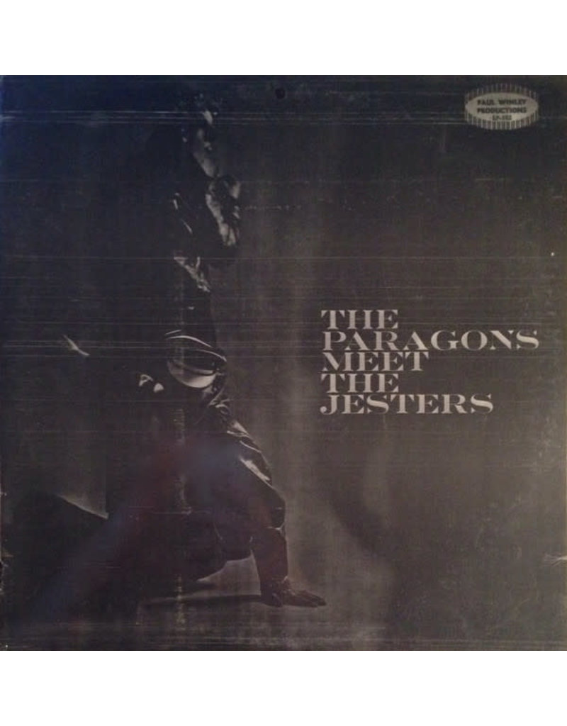 RK The Paragons Meet The Jesters  – The Paragons Meet The Jesters LP (1959) SEALED