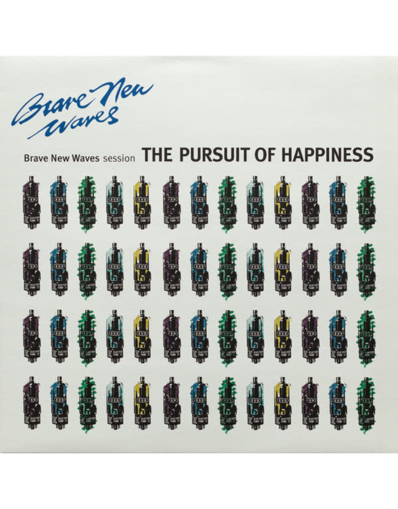 RK The Pursuit Of Happiness – Brave New Waves Session LP 2017, Limited Edition, Green Vinyl