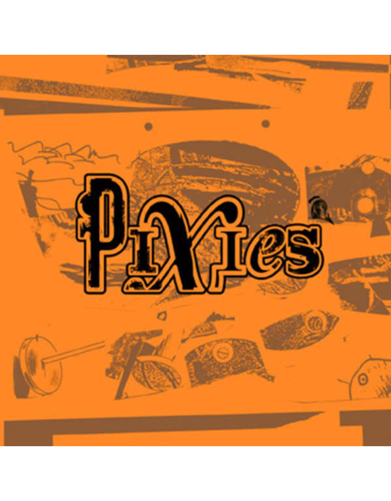 """RK Pixies – Indie Cindy  2LP Compilation [RSD2014] +7"""""""