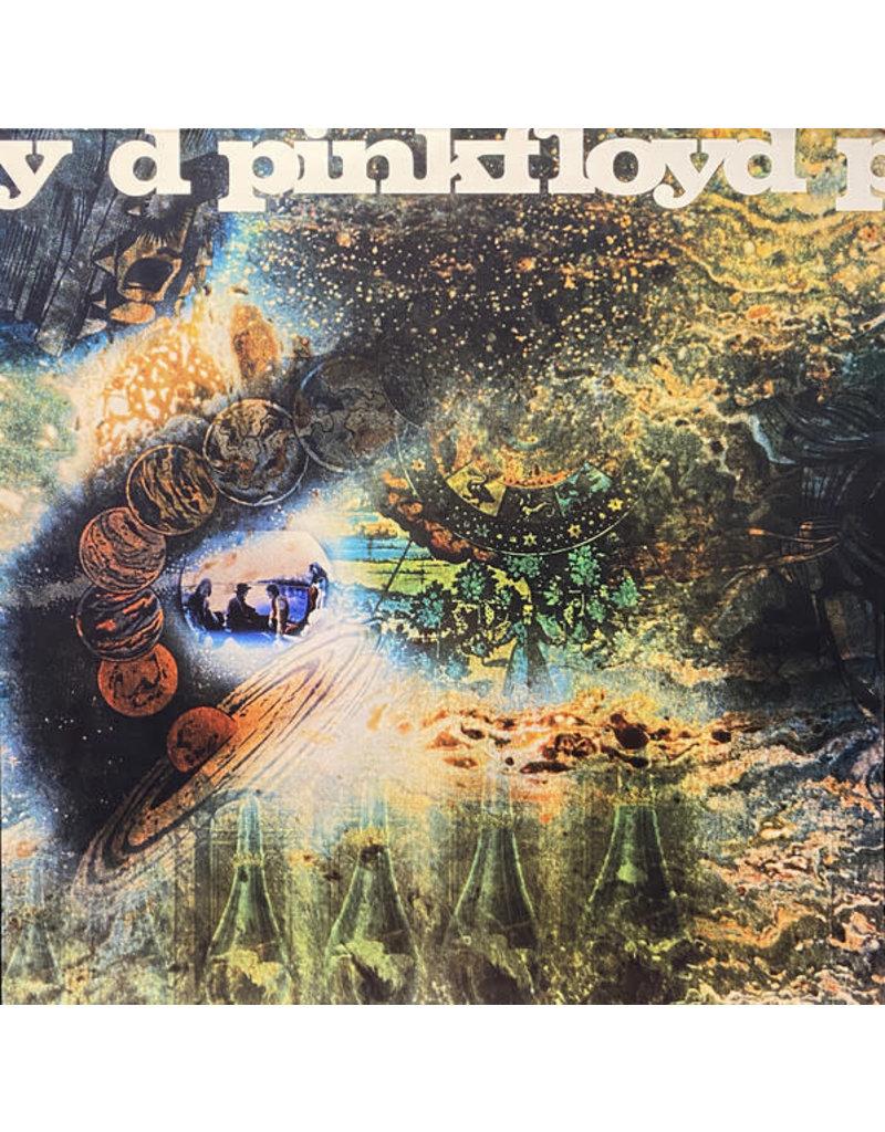 RK Pink Floyd – A Saucerful Of Secrets  LP, 2016 Reissue, 180gram