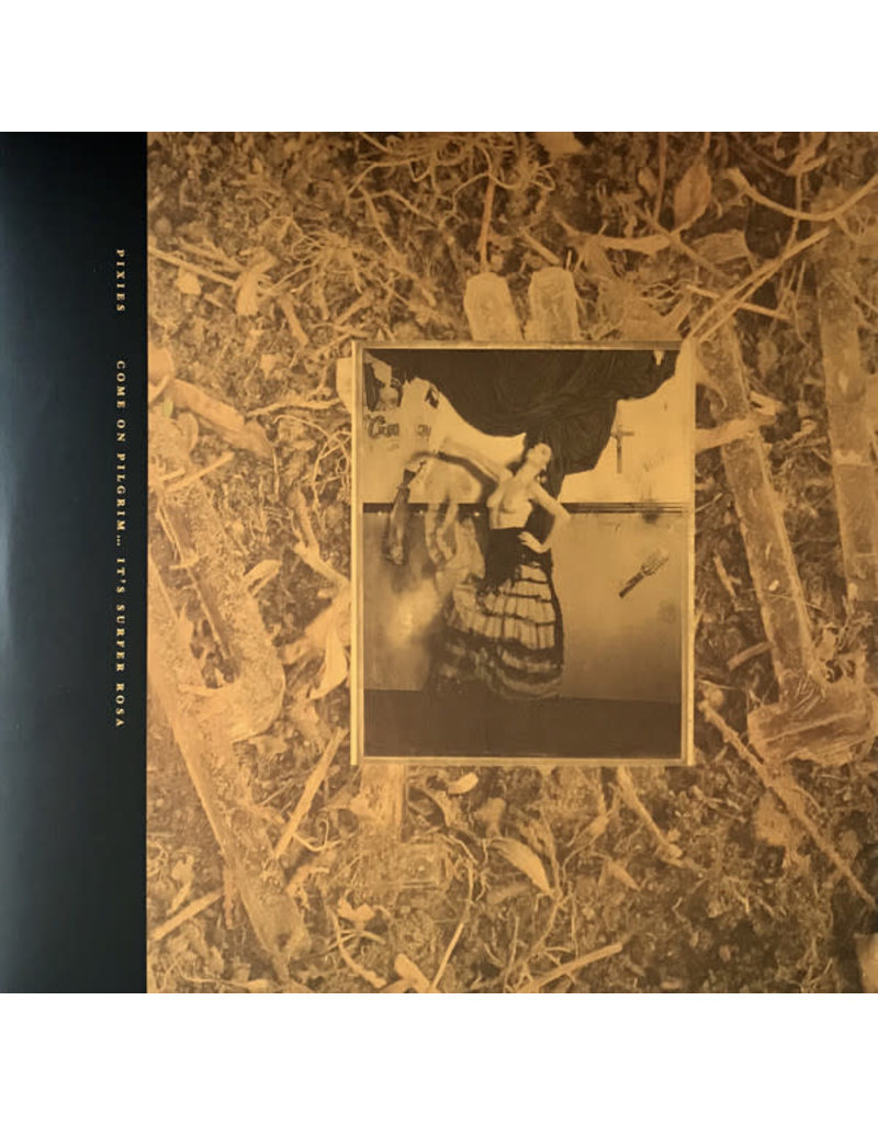RK/IN Pixies – Come On Pilgrim... It's Surfer Rosa, 2018 (30TH ANNIVERSERY)
