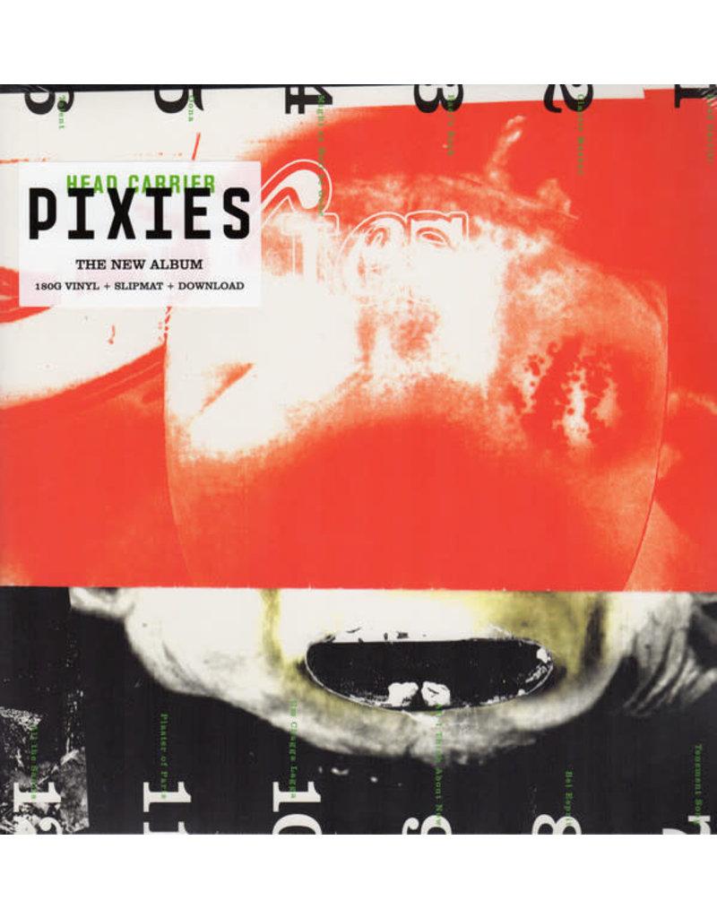 RK Pixies – Head Carrier 2016 (180G, SLIPMAT, DWND) LP