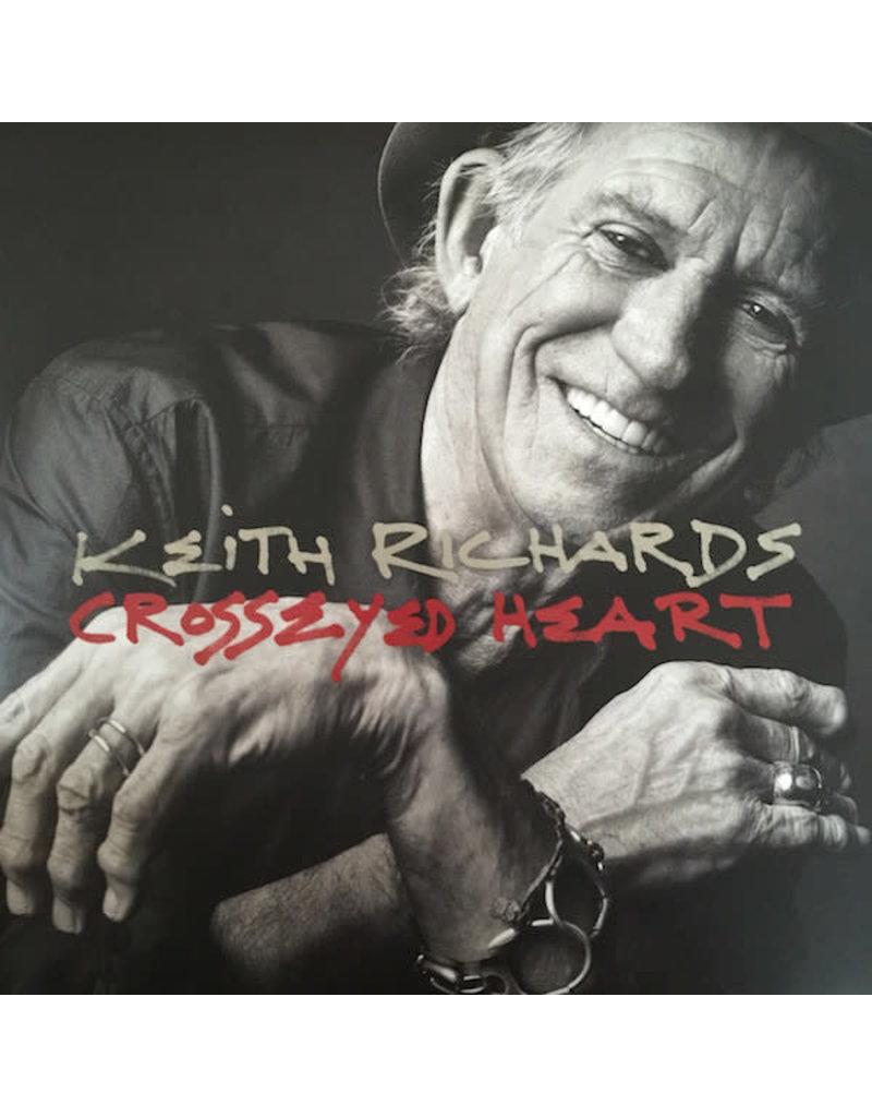 RK Keith Richards - Crosseyed Heart 2LP (2015)