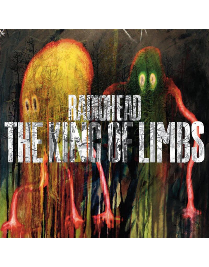 RK Radiohead - The King Of Limbs [LP] (w/download)