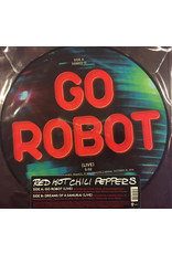 "RK RED HOT CHILI PEPPERS - GO ROBOT 12"" (Picture Disc)[RSD2017]"