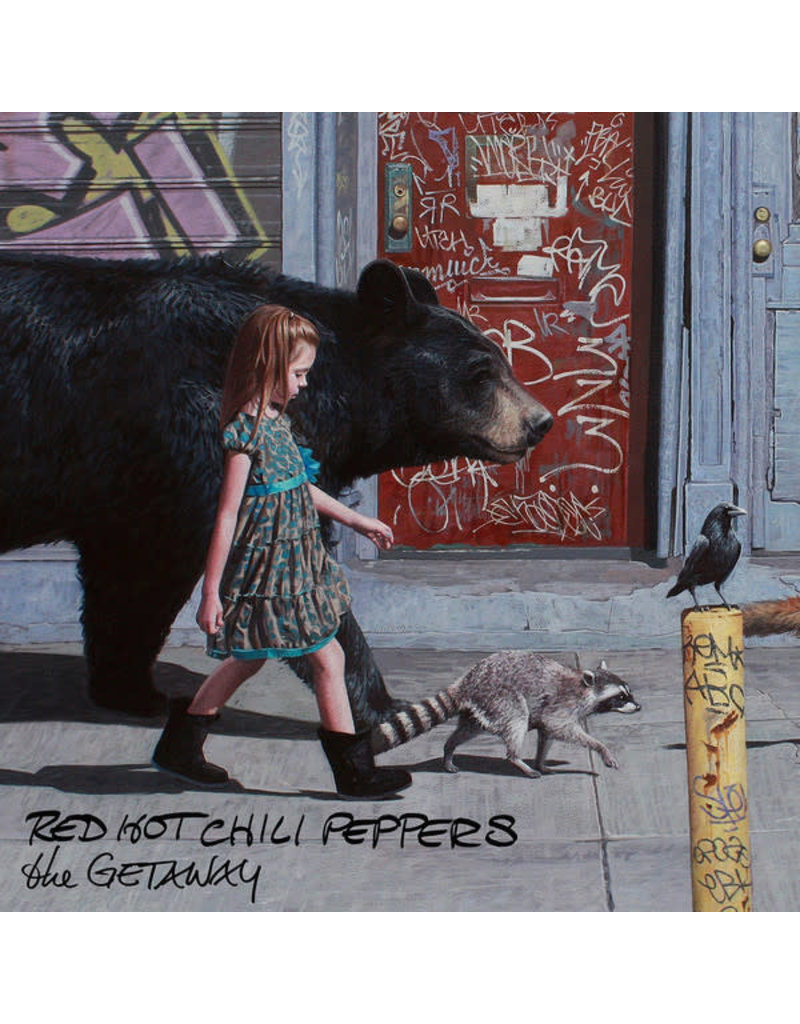 Red Hot Chili Peppers - The Getaway 2LP