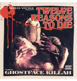 Ghostface Killah & Adrian Younge - Twelve Reasons To Die (CD)