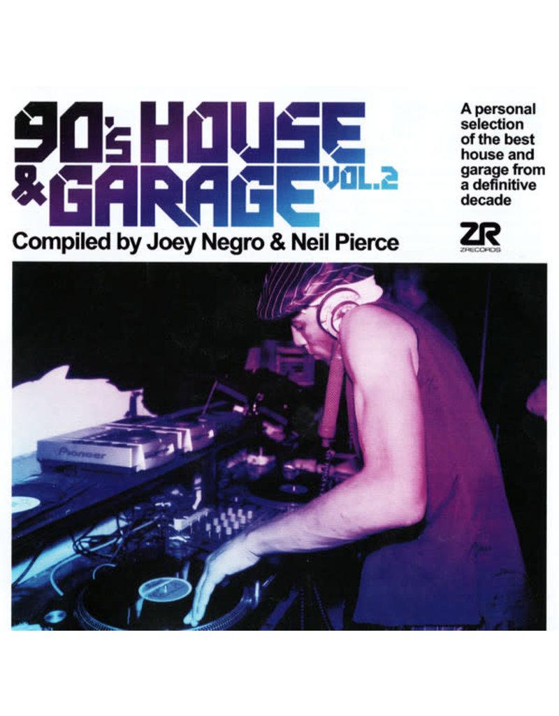 Joey Negro & Neil Pierce - 90's House & Garage Vol. 2 CD