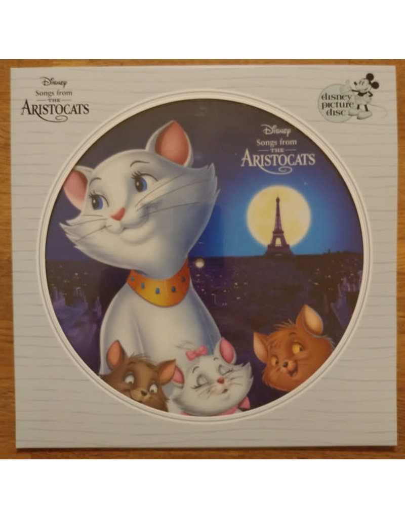 Various – Songs From The Aristocats (Disney Picture Disc), 2020