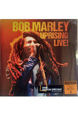 Bob Marley ‎– Uprising Live! , Limited Edition, Orange Translucent, 180g