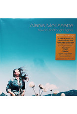 Alanis Morissette – Havoc And Bright Lights ,Limited Edition, 2020 Reissue, Turquoise (Music On Vinyl)