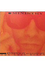 "Ministry ‎– Everyday (Is Halloween) - The Lost Mixes 12"", Limited Edition, Stereo, Orange"