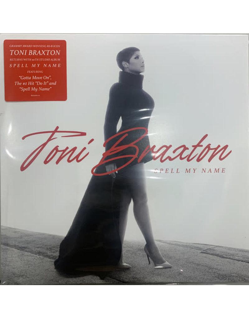 Toni Braxton – Spell My Name (2020)