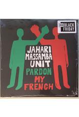 The Jahari Massamba Unit – Pardon My French cd