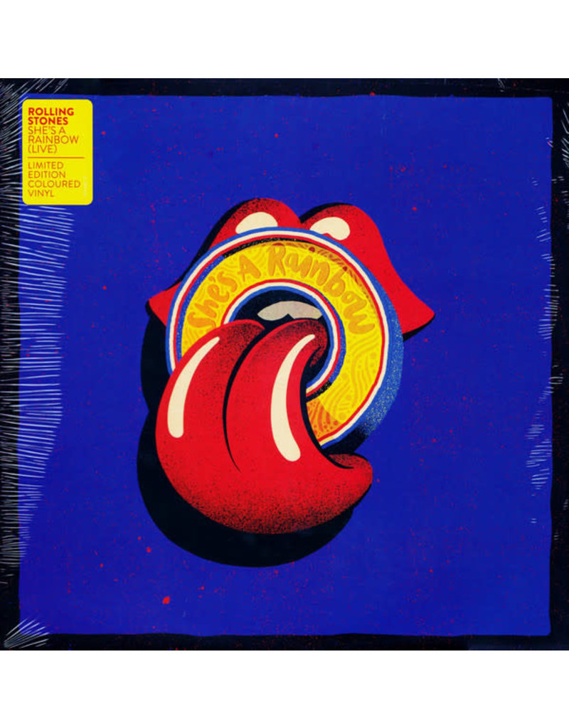 """RK The Rolling Stones – She's A Rainbow 10"""" [RSD2019]"""
