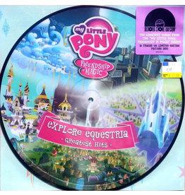 ST Daniel Ingram – My Little Pony - Friendship Is Magic: Explore Equestria Greatest Hits [RSD2016] (Picture Disc)