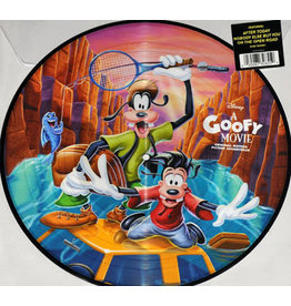 ST Various – A Goofy Movie (2016), Picture Disc