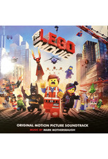 ST Mark Mothersbaugh ‎– The Lego Movie (Original Motion Picture Soundtrack) [RSD2015], Picture Disc