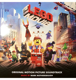 ST Mark Mothersbaugh – The Lego Movie (Original Motion Picture Soundtrack) [RSD2015], Picture Disc