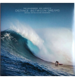 ST Tom Holkenborg AKA Junkie XL – Distance Between Dreams OST (2017), 2LP Ocean Blue Swirl